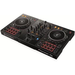 パイオニア(Pioneer)の美品 DDJ-400 Pioneer DJ パフォーマンスDJコントローラ(DJコントローラー)