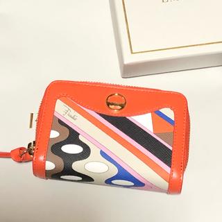 エミリオプッチ(EMILIO PUCCI)の新品 エミリオプッチ  ミニ財布 ショッパー付き(財布)