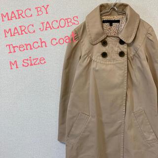 マークバイマークジェイコブス(MARC BY MARC JACOBS)のMARC BY MARC JACOBS マークジェイコブス トレンチコート(トレンチコート)