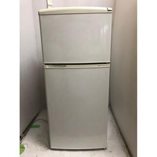 サンヨー(SANYO)のSANYO★ノンフロン冷凍冷蔵庫★SR-YM110(W)【送料0円(地域限定)】(冷蔵庫)