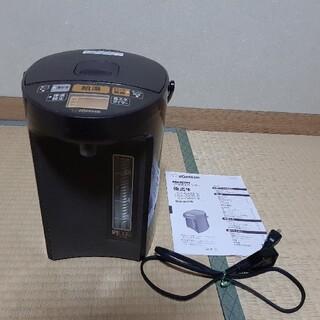 ゾウジルシ(象印)の象印 電気ポット 3L マイコン沸とうVE電気まほうびん (電気ポット)
