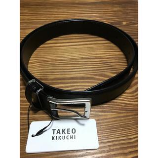 タケオキクチ(TAKEO KIKUCHI)のタケオキクチ ベルト(ベルト)