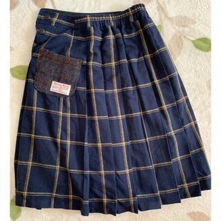 シマムラ(しまむら)のしまむら Harris Tweedコラボスカート×2着セット(ひざ丈スカート)