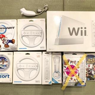 ウィー(Wii)のニッコリーダ様専用 (家庭用ゲーム機本体)