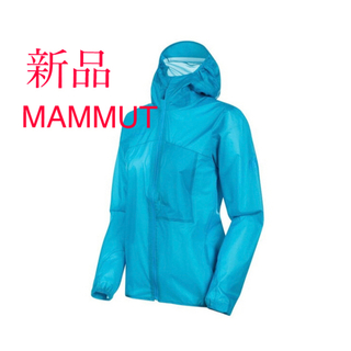マムート(Mammut)のマムート ケントライトHSフーテッドジャケット レディースL(登山用品)