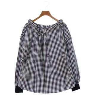 ブランバスク(blanc basque)のblanc basque カジュアルシャツ レディース(シャツ/ブラウス(長袖/七分))