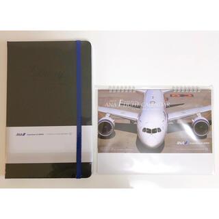 エーエヌエー(ゼンニッポンクウユ)(ANA(全日本空輸))のANA 2021年 モレスキンダイアリー / カレンダー(カレンダー/スケジュール)