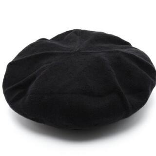 アニエスベー(agnes b.)のagnes b.   ベレー帽  美品(ハンチング/ベレー帽)