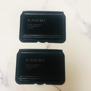 カネボウ(Kanebo)のKANEBO カネボウ デュアルラディアンスファンデーション(ファンデーション)