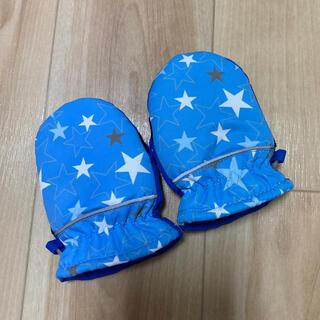 ニシマツヤ(西松屋)の西松屋 手袋 2~3歳(手袋)
