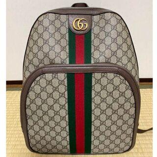 Gucci - GUCCI 〔オフィディア〕GG ミディアム バックパック リュック