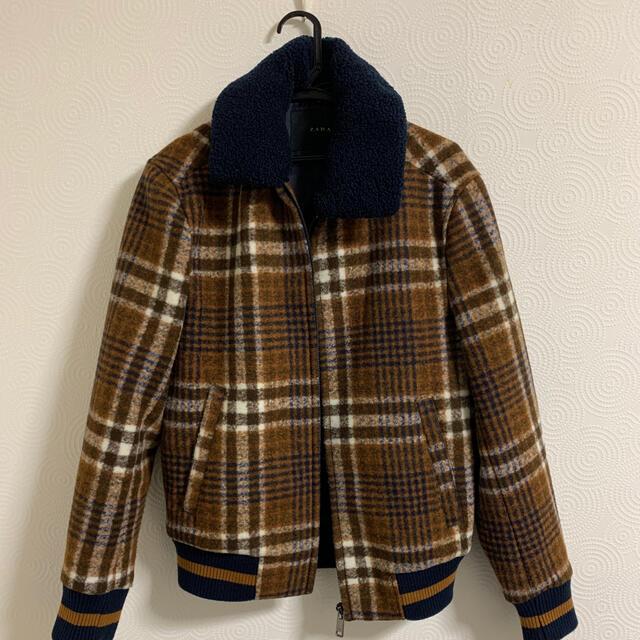 ZARA(ザラ)のZARA ジャケット メンズのジャケット/アウター(Gジャン/デニムジャケット)の商品写真