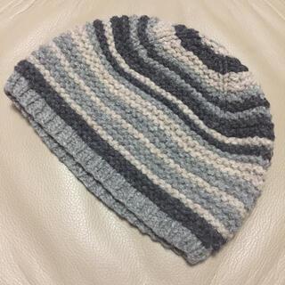 ボンポワン(Bonpoint)のお値下げ  ボンポワン  ニット帽子  3  美品(帽子)