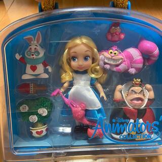 Disney - ミニアニメータードール アリス ディズニーストア 人形 コレクションドール