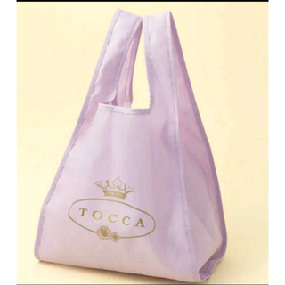 TOCCA - トッカ エコバック 1点 付録