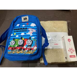 シマムラ(しまむら)のしまむら トーマス福袋 100センチ ブランケットとステンレスボトルセット(Tシャツ/カットソー)