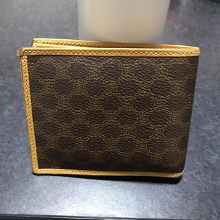 セフィーヌ(CEFINE)のCELINE マカダム二つ折り財布(財布)