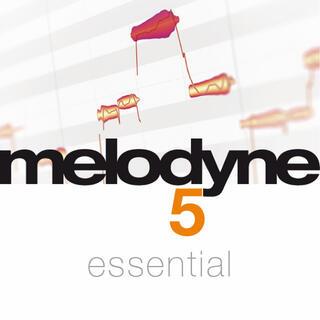 Melodyne 5 Essential 未登録正規品(ソフトウェアプラグイン)