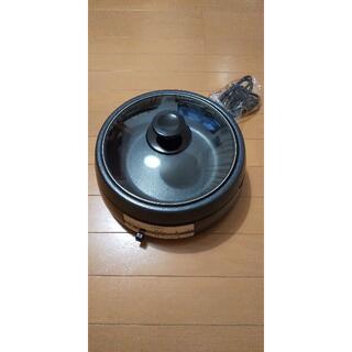 トウシバ(東芝)の【美品】東芝 グリル鍋(調理機器)