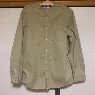 ジムフレックス(GYMPHLEX)のジムフレックス  バンドカラーシャツ(シャツ)