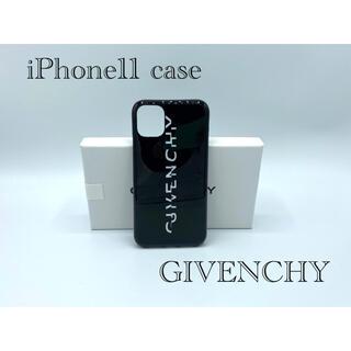 ジバンシィ(GIVENCHY)の新品 givenchy iPhone11 ケース ジバンシイ ジバンシー ロゴ(iPhoneケース)