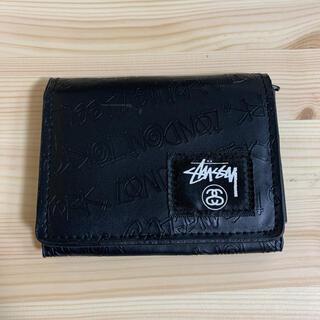 ステューシー(STUSSY)のstussy  ステューシー   折り財布  ナイロンウォレット 二つ折り財布 (折り財布)