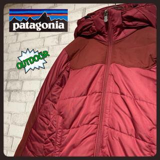 パタゴニア(patagonia)の【値上げ前の大特価!】patagonia パタゴニア/インサレーションジャケット(ダウンジャケット)