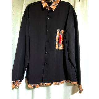 インターフェイス(INTERFACE)のINTER FACTORY ポケットリングジップオーバーバルーンシャツ(シャツ)