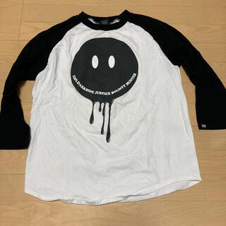 バウンティハンター(BOUNTY HUNTER)のバウンティハンター 7分丈 Tシャツ(Tシャツ/カットソー(七分/長袖))