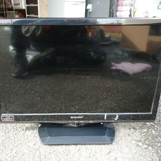 アクオス(AQUOS)のSHARP LED AQUOS K K9 LC-22K9 アクオス シャープ 黒(テレビ)