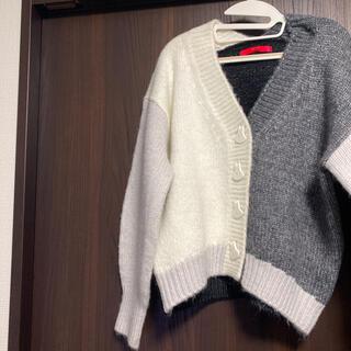 グラニフ(Design Tshirts Store graniph)の【値下げ中】グラニフ×ミッフィー コラボカーディガン(カーディガン)