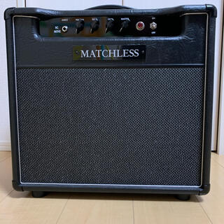 MatchlessSC Mini [Black/Silver Grill](ギターアンプ)