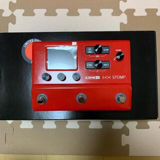 LINE 6HX Stomp RED【限定カラー】(エフェクター)