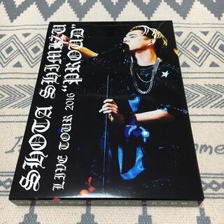 """清水翔太 LIVE TOUR 2016""""PROUD"""" DVD(ミュージック)"""