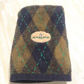 マンシングウェア(Munsingwear)の最終値下げ MUNSINGWEAR マンシングウェア バスタオル(タオル/バス用品)