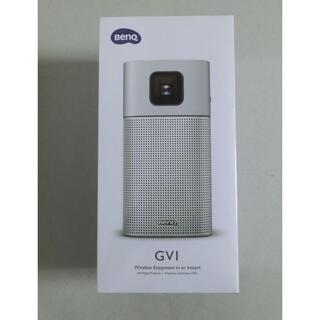 新品 BENQ GV1 モバイルプロジェクター(プロジェクター)