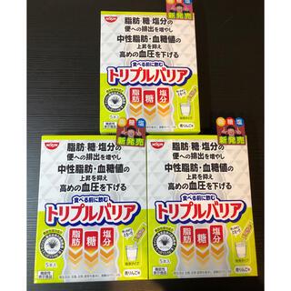 ニッシンショクヒン(日清食品)の【送料込み】日清トリプルバリア 3箱(その他)