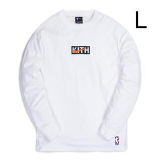 NIKE - Kith Nike New York Knicks L/S Tee