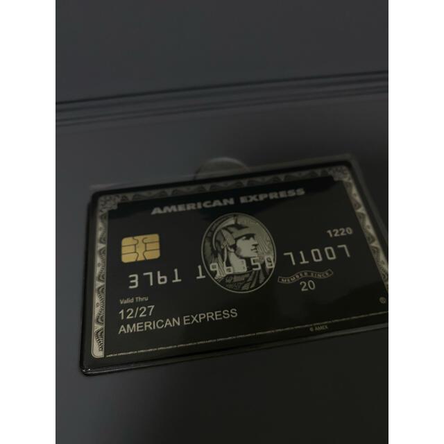 カード アメックス センチュリオン