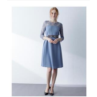 グレースコンチネンタル(GRACE CONTINENTAL)のグレースコンチネンタル  ドレス(ミディアムドレス)