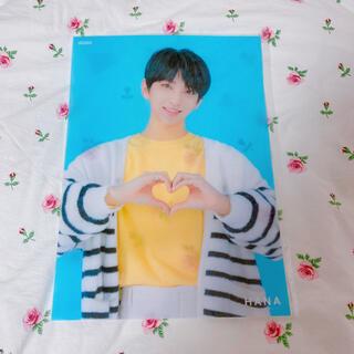 セブンティーン(SEVENTEEN)のSEVENTEEN セブチ ジョシュア クリアポスター(K-POP/アジア)