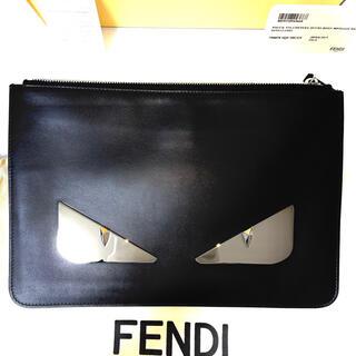 FENDI - 参考定価10万円✨ 新品 FENDI フェンディ バッグバグズ クラッチバッグ