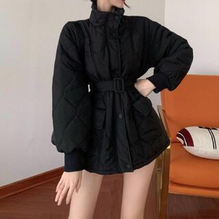 ゴゴシング(GOGOSING)の韓国ファッション♡キルティングダウン(ダウンジャケット)