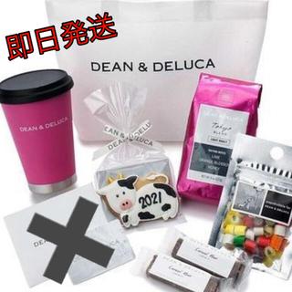 ディーンアンドデルーカ(DEAN & DELUCA)のDEAN&DELUCA 福袋 2021 カフェ限定 完売品 新品(その他)