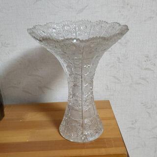 ボヘミア クリスタル(BOHEMIA Cristal)の【BOHEMIA】ボヘミア/リードクリスタル/ガラス/500PK/花瓶(花瓶)