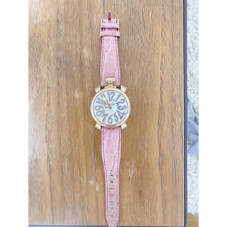 ガガミラノ(GaGa MILANO)のGaGa MILANO レディース 腕時計(腕時計)