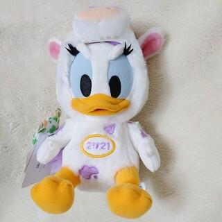 ディズニー(Disney)の2021年 干支 丑年 ぬいぐるみ デイジー(ぬいぐるみ)