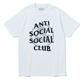ネイバーフッド(NEIGHBORHOOD)のNEIGHBORHOOD ANTISOCIALSOCIALCLUB Tシャツ(Tシャツ/カットソー(半袖/袖なし))