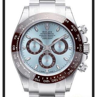 ロレックス(ROLEX)のロレックス デイトナ アイスブルー 新品(腕時計(アナログ))
