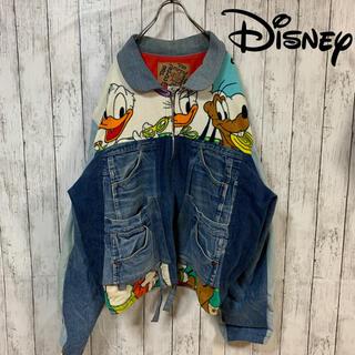 Disney - ディズニーデニムジャケット
